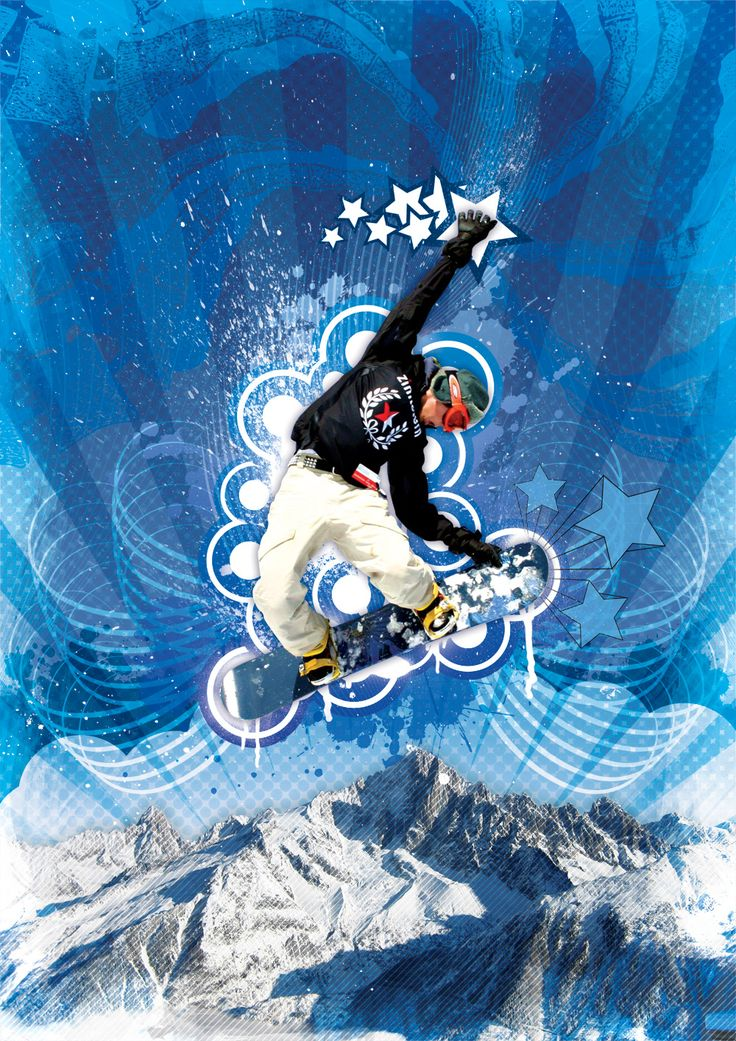 Открытки с днем рождения сноубордиста, окончание