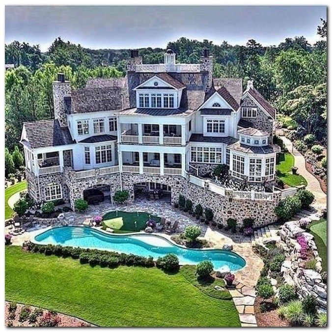 30 The Diy Dream House Mansions 7 Dream Home Design Luxury Homes Dream Houses Mansions