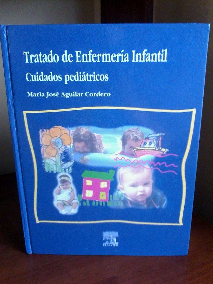 Tratado de enfermería infantil / Aguilar Cordero http://mezquita.uco.es/record=b1154720~S6*spi