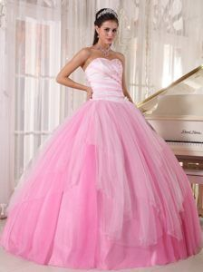 Light pink quinceanera dresses pink sweetheart sweet 16 ball gowns