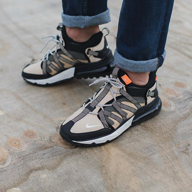 d9a65265342 This Nike air max 270 Bowfin channels vintage ACG vibes all the way ...
