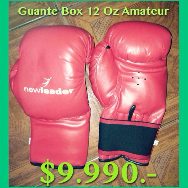Guante Amateurs Box 12 oz