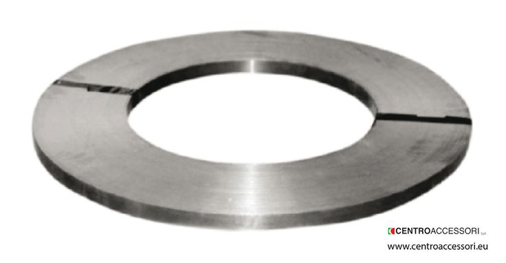 Reggia acciaio. Steel strapping. #CentroAccessori