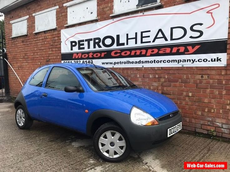 2003 Ford KA  1.3 Hatchback 3dr Petrol ManuaL #ford #ka #forsale #unitedkingdom