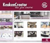 Zelf de perfecte keuken ontwerpen met KeukenCreator - bouwenwonen.net