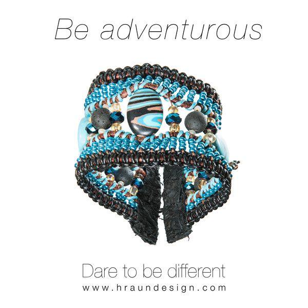 Be adventurous – Hraun- Art and design