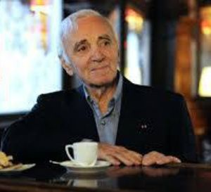 "Charles Aznavour: ""Moi, je me marre..."""