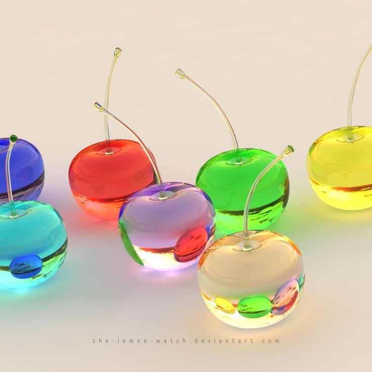 Beautiful CG Glass Objects - 3D Art by Ruy Domingues - What an ART                                                                                                                                                                                 More