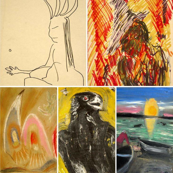 Dal 3 dicembre al 28 aprile al Museo Maga di Gallarate (Varese) dipinti e opere grafiche sveleranno il volto nascosto di Jack Kerouak in una grande mostra dal titolo 'Jack Kerouac. Beat Painting'.