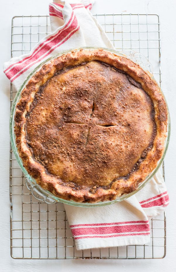 Peach-Blueberry Pie #dessert #recipe | Passion for Pies | Pinterest