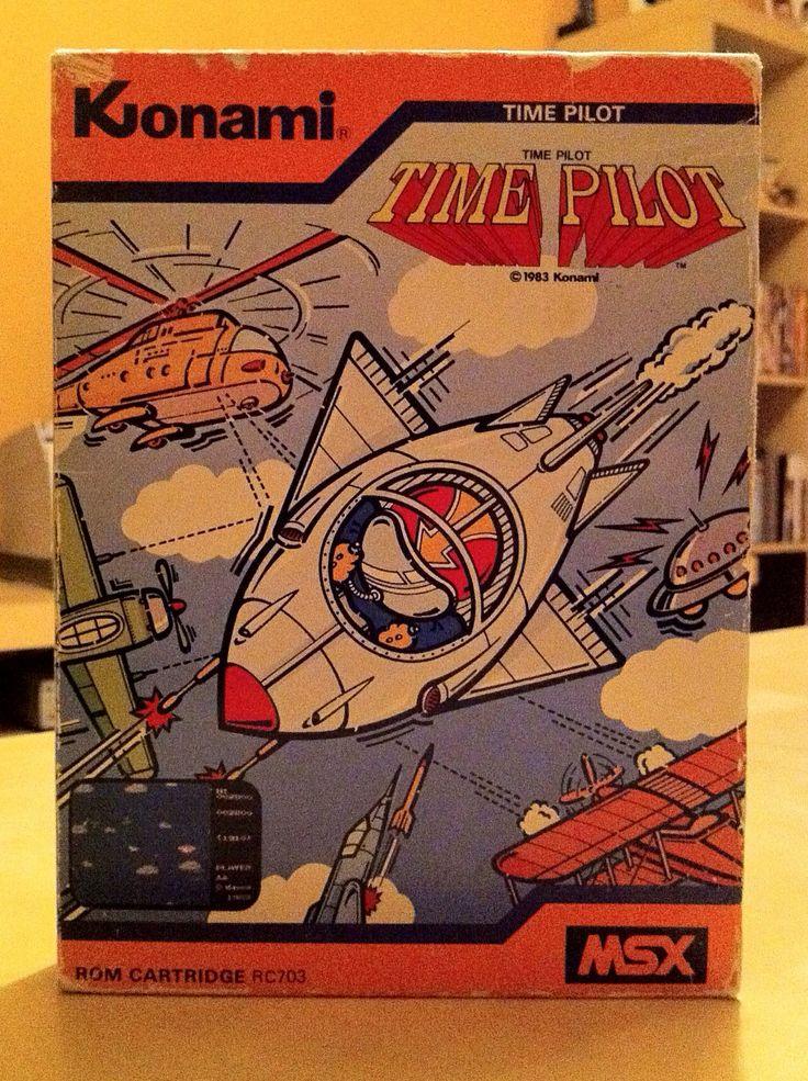 Timet Pilot.