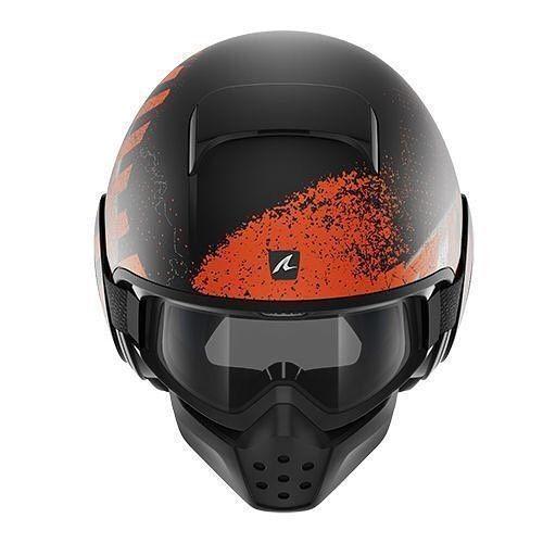 Shark Raw Helmets 1