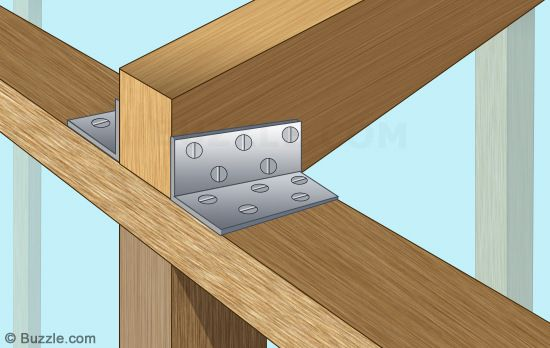 Anchoring trusses