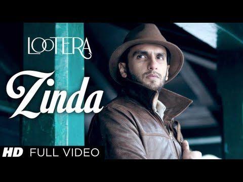 Lootera Zinda Hoon Yaar Full Song ᴴᴰ | Ranveer Singh, Sonakshi Sinha - YouTube