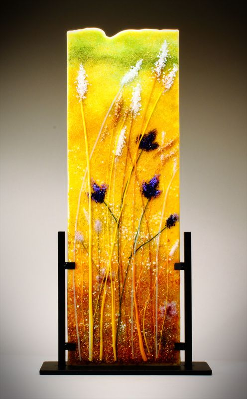 Best 214 FG wall art images on Pinterest | Fused glass, Stained ...
