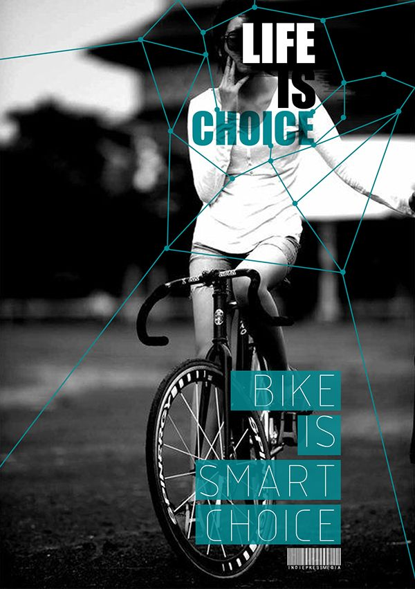 Life Is Choice on Behance