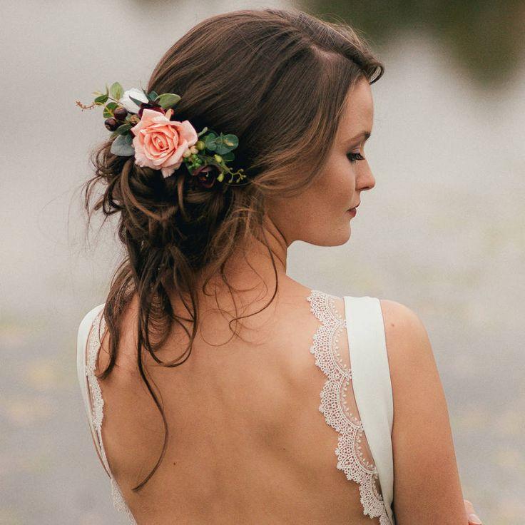 Tabitha Rose Hair Comb