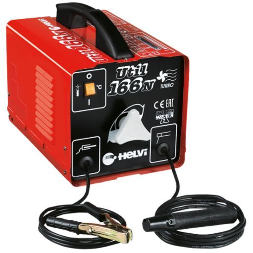 Maquina de Soldar con Electrodos Util 166N