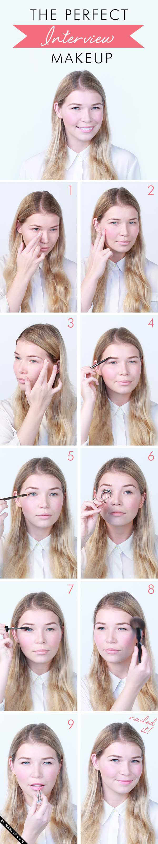 best ideas about job interview makeup interview tuesday tutorial the perfect interview