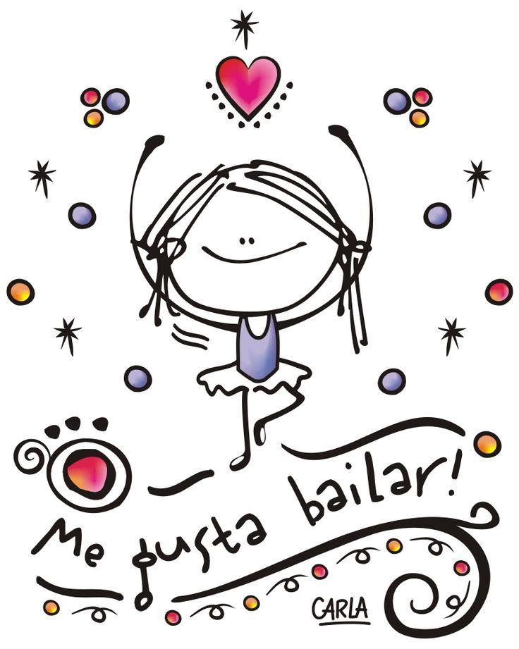 Me gusta bailar, ¿A qué niño o niña no le gusta bailar? #ClasesBaileInfantil