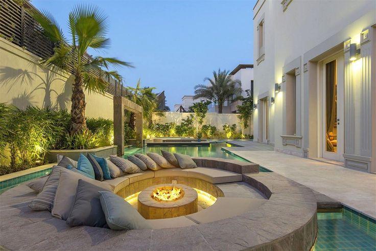 Design Indoor Garden Ideas 8 | Dubai houses, Luxury rooms ...