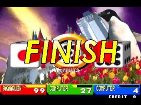 Arcade Longplay [533] Hyper Bishi Bashi Champ
