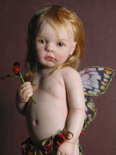 magnum opus 06 fairy by Cynthia Malbon | Flickr - Photo Sharing!