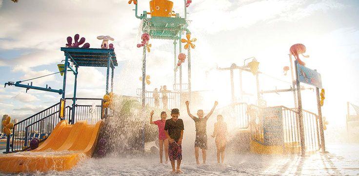 Sea World Resort & Water Park, Gold Coast, 4.5 stars.