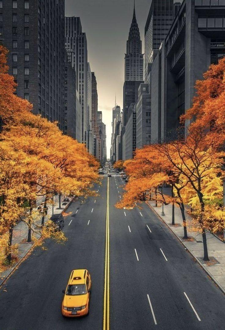 Nyc Autumn Wallpaper New York Iphone Wallpaper City Wallpaper Iphone Wallpaper Fall