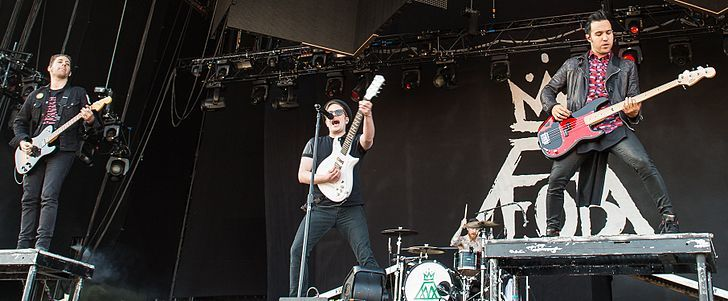 Fall Out Boy-Rock im Park 2014- by 2eight