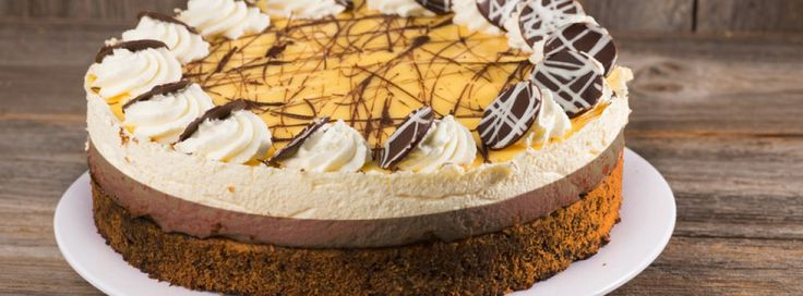 Schokolade-Eierlikör-Torte | Haas Austria