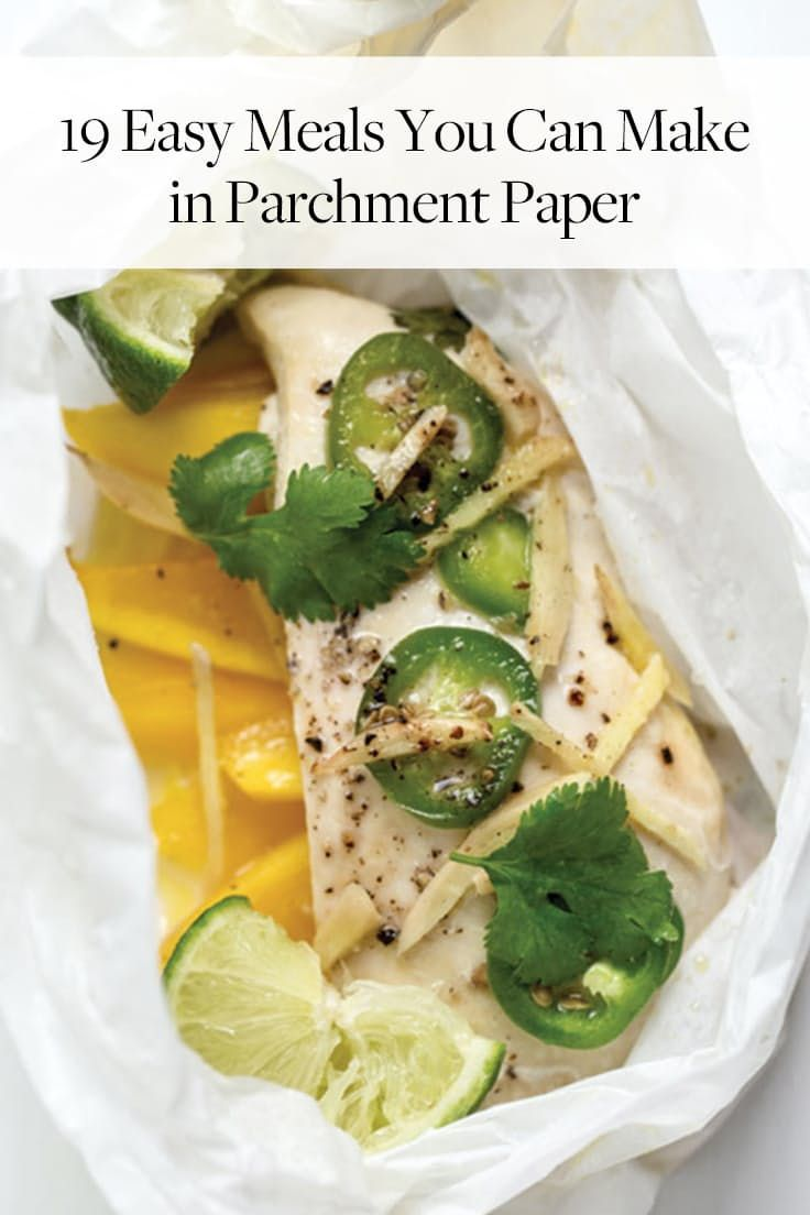 how to make parchment paper