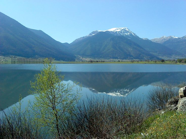 Lake Stymfalia in Peloponnese according to the legend is the place where Hercules killed Stymphalian birds!