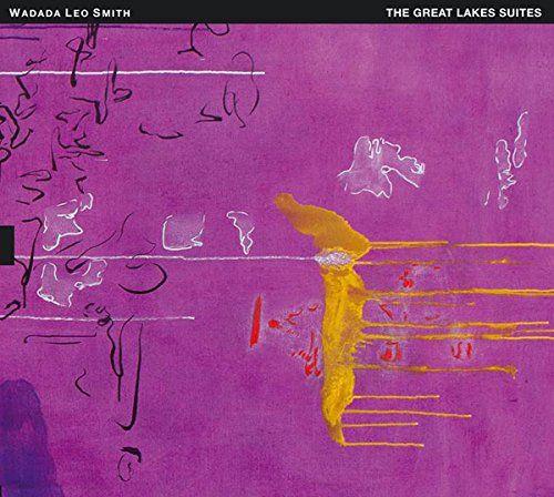 "2014 Wadada Leo Smith & TUMO - The Great Lakes Suite [TUM Records TUMCD041-2] artwork: Markus Konttinen ""Rampant Cloud at Nightfall"" (2012) #albumcover #art #music #Jazz"