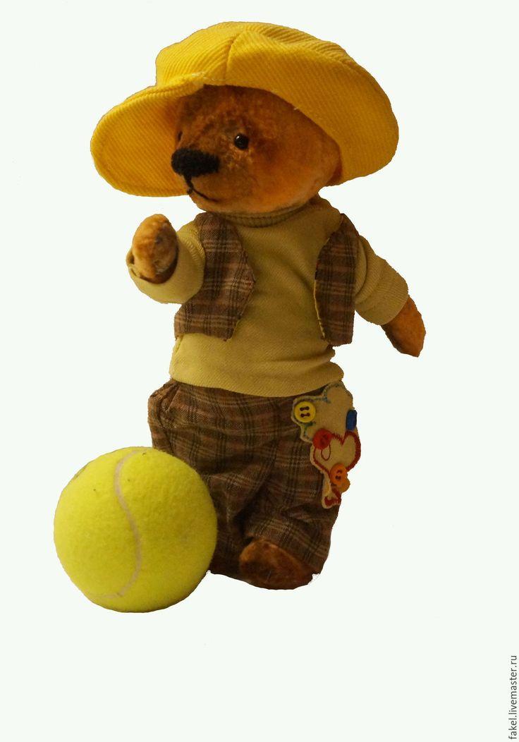 Buy Pink Teddy Bear artists Gavroche , Teddy Bear artists , handmade toy , - teddybears
