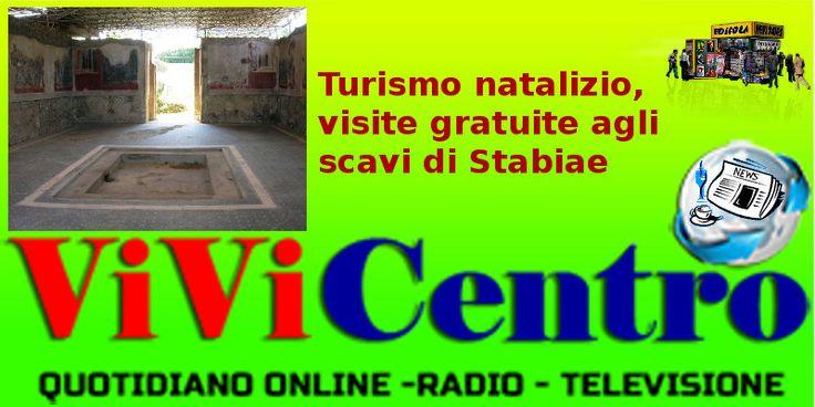 Giovedì 29 dicembre, visite gratuite agli scavi di Stabiae