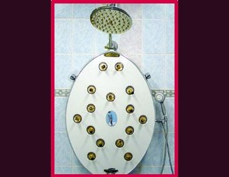 Relax Medical Systems - Model PES-15 DS Double Shower