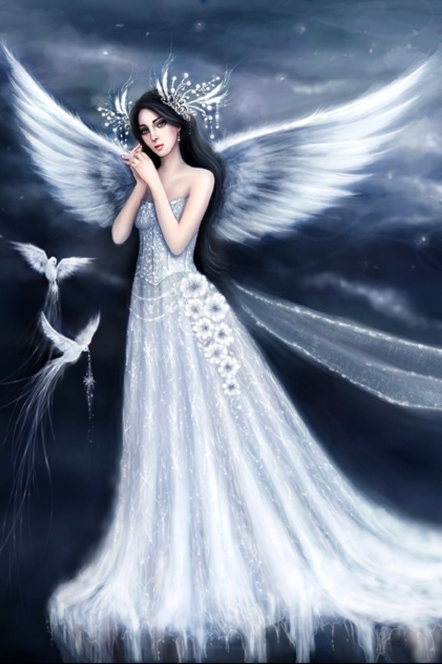 Angels Beauty Colored Faces: 140 Best Angels, Fairies, And Devils Images On Pinterest