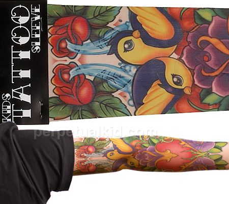 TATTOO SLEEVES KIDS SIZE @Kim Parker I thought of you! The next time you date a guy w/ dumb tats! lol