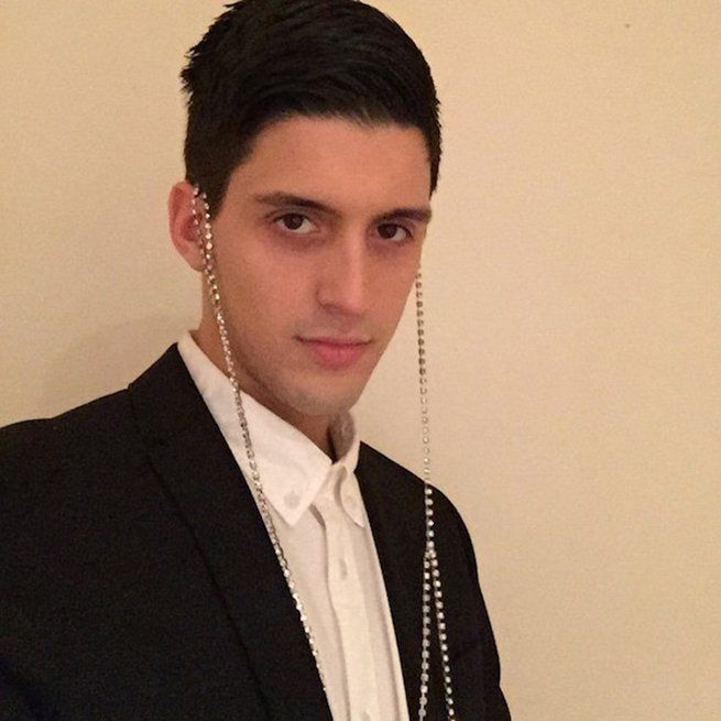 Alejandro Ghersi, Singer