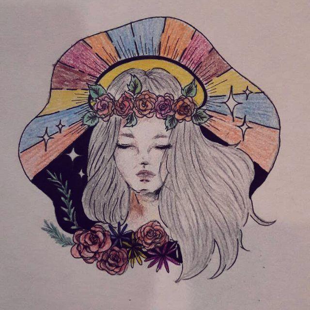 monday vibe . . x @nhaaaum  #sketch #illustration#doodle #art #artwork #handmade #drawing #passion