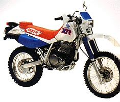 Honda Xr 600 R 91