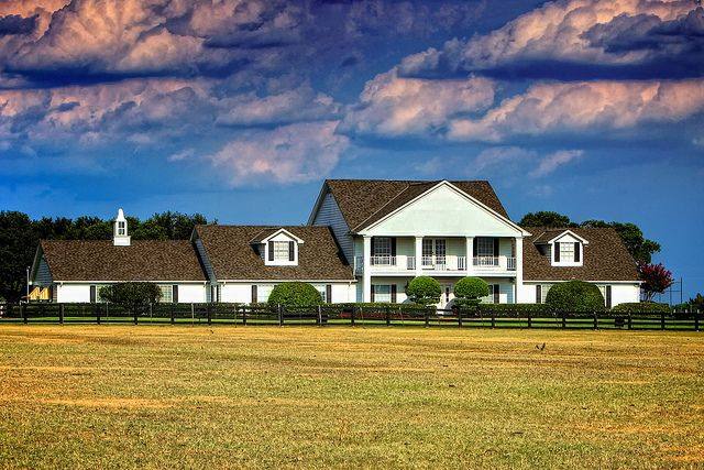 Southfork Ranch/ this is where the bands including my band ...