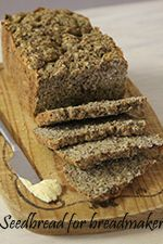 Check out this awesome recipe for a healthy, low GI, jam packed with nutrients seed bread developed by Zelda for super healthy families! http://family1stnutrition.com/Freebies.aspx