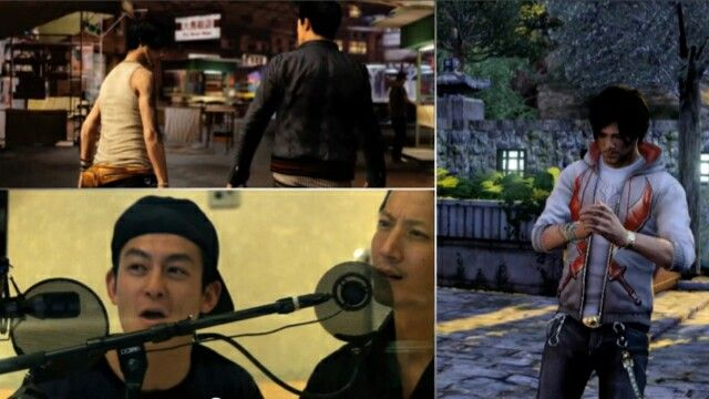 Edison Chen & Will Yun Lee as Jackie Ma & Wei Shen - Sleeping Dogs voice actors