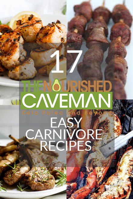 Caveman Diet Recipes, Meat