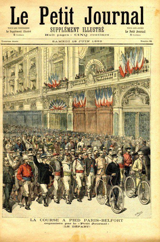 Le Petit Journal 1891-1893