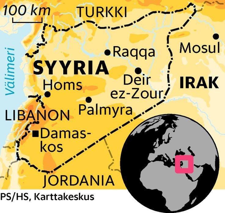 Kun Syyrian sota muutti muinaismuistokohteet taistelutantereiksi, arkeologian…