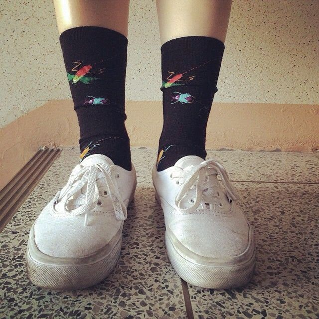 Bzzzzzzzzzzzt! Repost from @woosooj #flyingtiger #tigerstores #socks