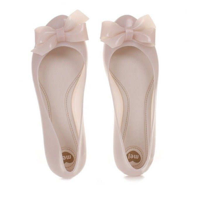 Mel Strawberry Ballet Flat